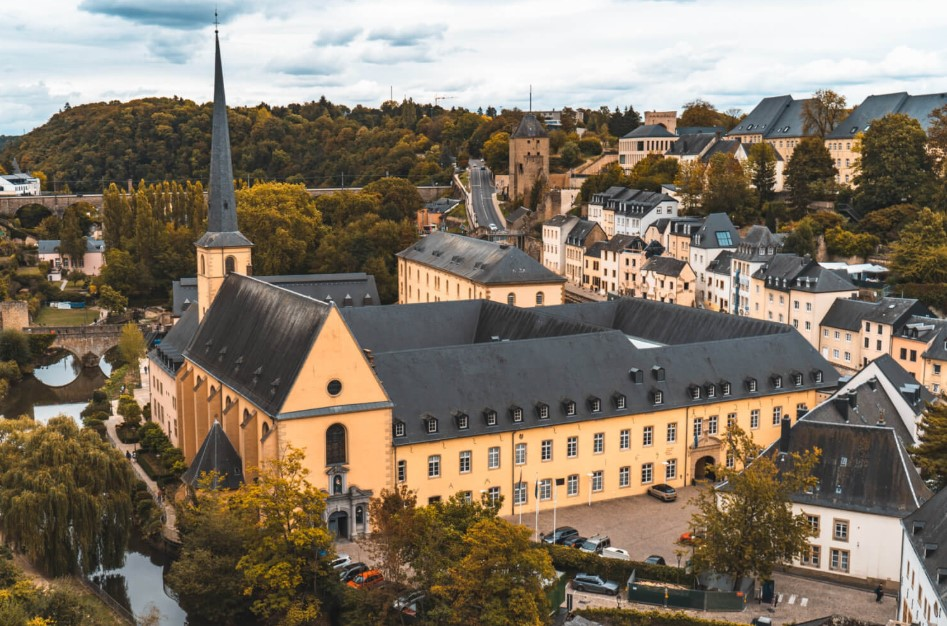 Holiday in Luxembourg