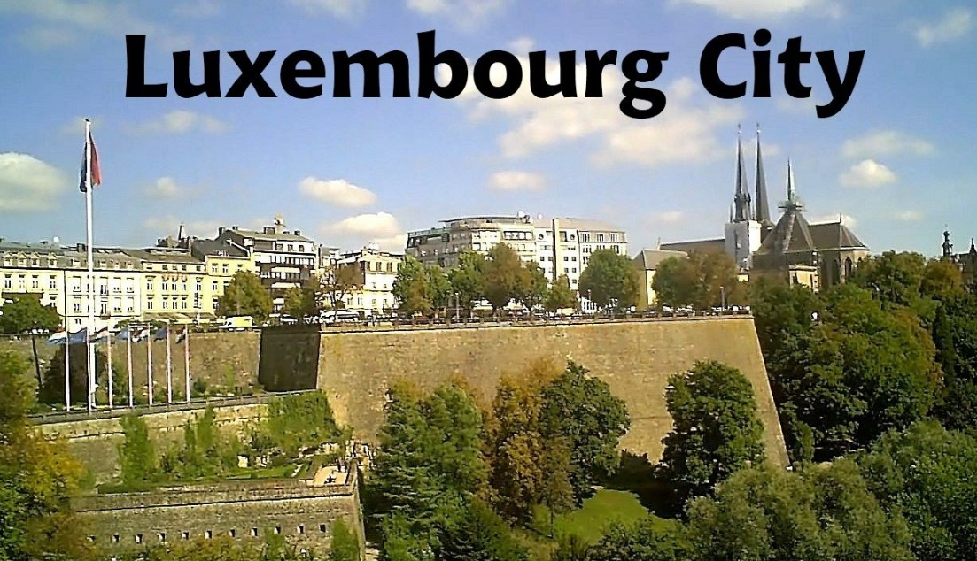 It is Easy to Fall in Love with Luxembourg City